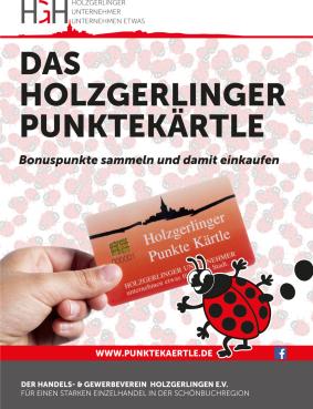 Plakat vom 10. Holzgerlinger Variete