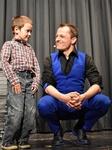 Timo Marc zaubert für Kind