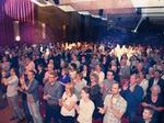 Standing Ovations des Publikums